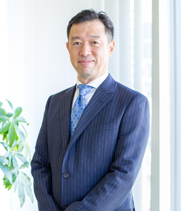 代表取締役社長 加藤 通浩